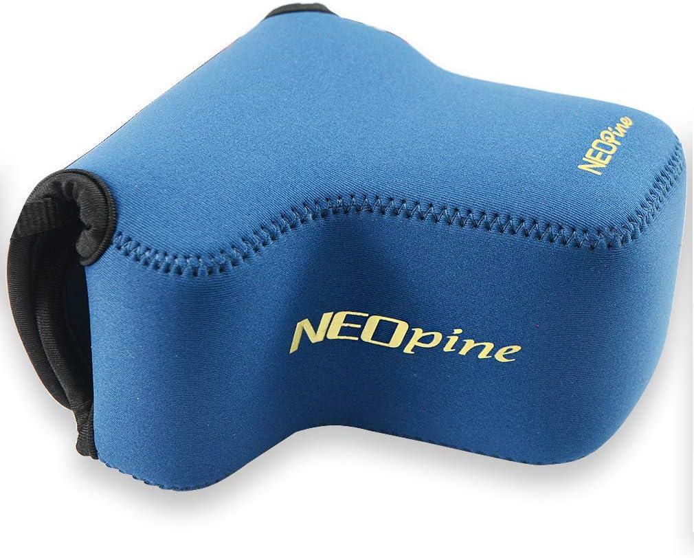 Ultraleichte Kameratasche Kamera Schutzhülle Aus Neopren Kompatibel Mit Sony Alpha Ilce A6100 A6600 A6400 A6500 A6300