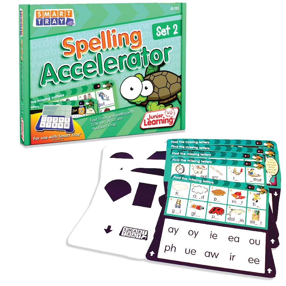 Junior Learning Spelling Accelerator Set 2