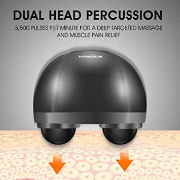 DUAL HEAD MASSAGE NODE