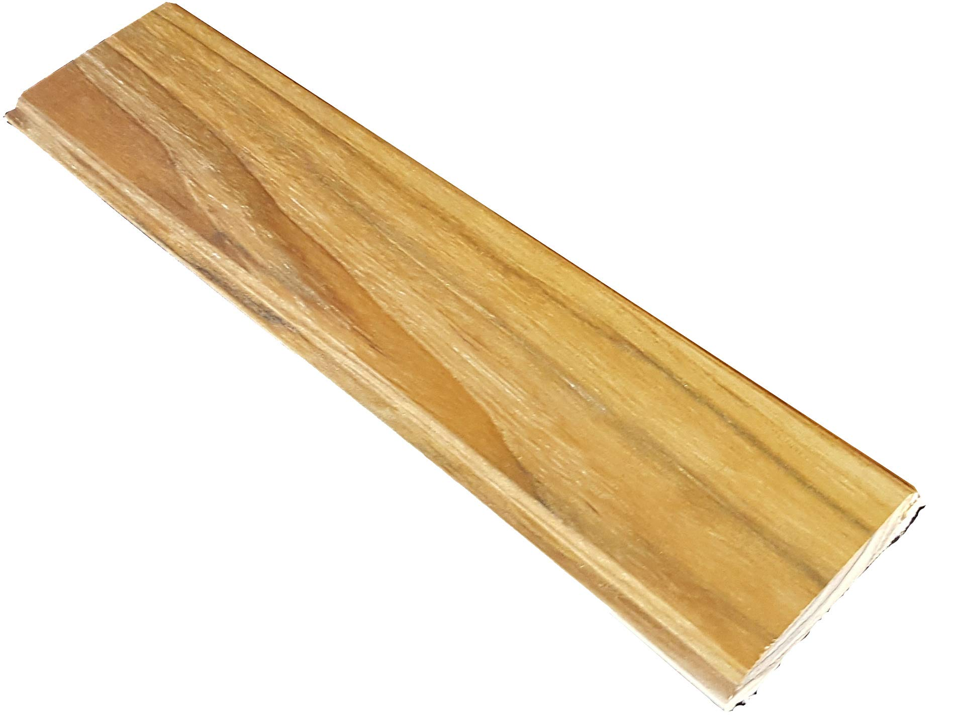 84'' Long Teak Wood Tongue and Groove- 5 Square feet, 100% Heartwood Teak by Diamond Tropical Hardwoods