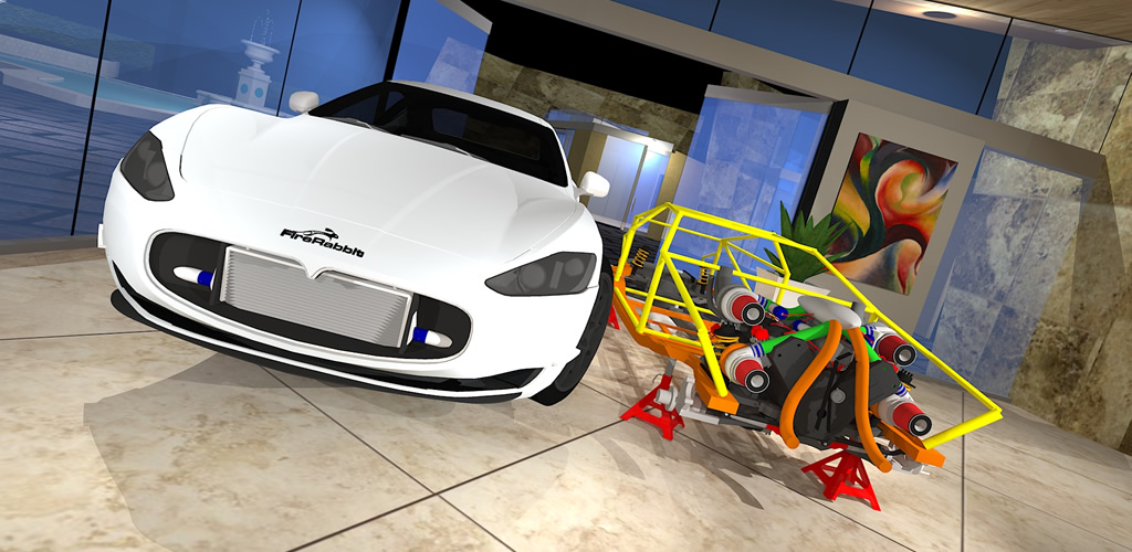 Car Builder Game: Amazon.com: Fix My Car: Luxury Sports Build And Race LITE