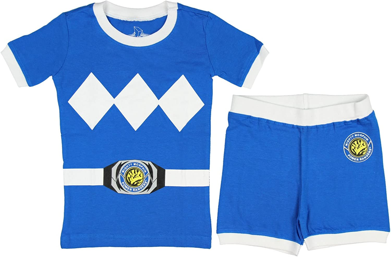 Power Rangers Toddler Character Cotton Pajama