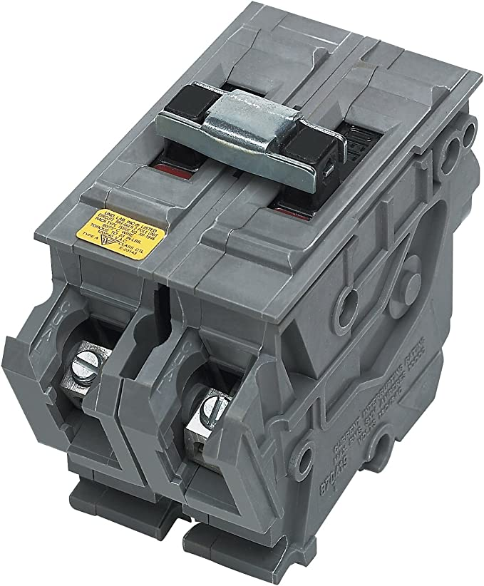 UBIA260NI-New Wadsworth Type A Replacement. Two Pole 60 Amp Circuit Breaker Manufactured by Connecticut Electric.