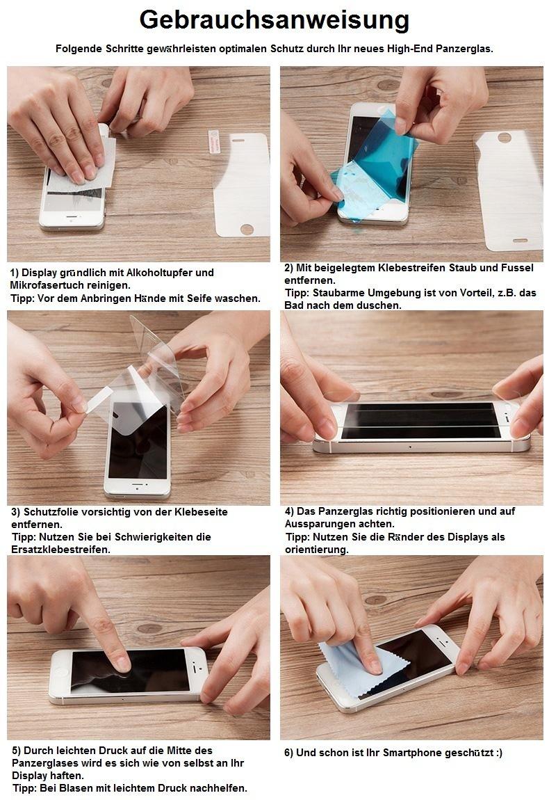 panzerglas vom handy entfernen