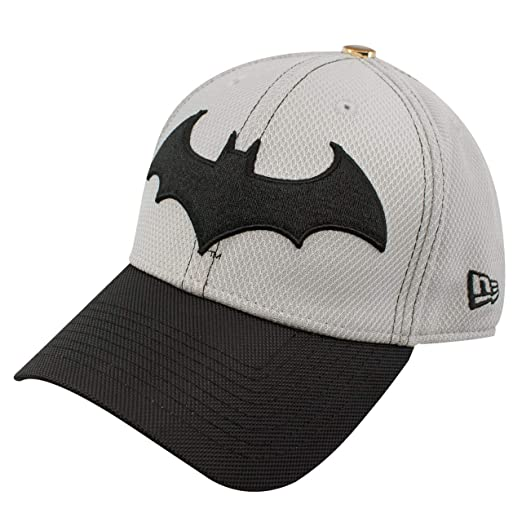 d4a4c92514c Batman Hush Armor with Court of Owls Lining 39Thirty Fitted Hat-  Small Medium