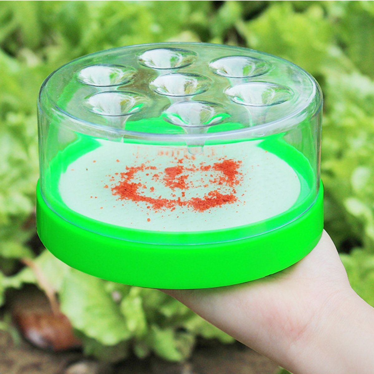 Non-Toxic Electric Fly Traps Reusable Plastic Eco Cockroach Catcher Pest Insect Killer Fly Trap Home Garden Pest Control Tools