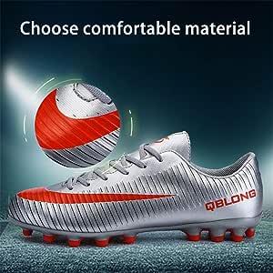 Zapatos de Entrenamiento Zapatos de Fútbol Botines de Fútbol Botas de Fútbol Profesionales Zapatos de Fútbol para Hombres Zapatos con Picos Botas de Fútbol Adolescentes Zapatos de Fútbol Zapatos Depo: Amazon.es: Bricolaje