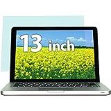 エレコム 液晶保護フィルム macbook Air 13インチ 光沢 指紋防止 EF-MBA13FLFANG