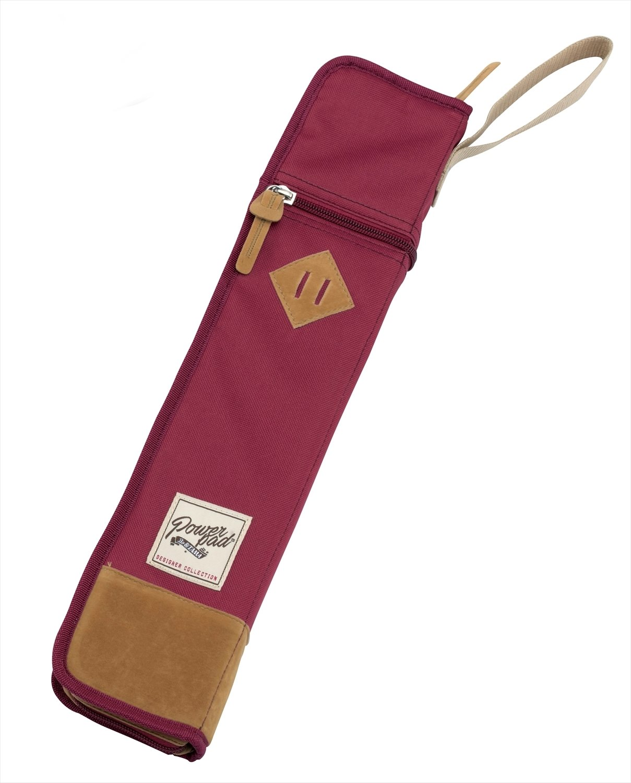 Tama TSB12WR Powerpad Series - Drumstick Bag - Wine Red