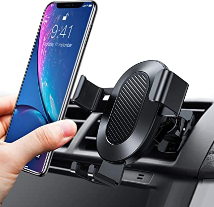 S9 and More Hands-Hug Air Vent Car Phone Mount Cradle Compatible with iPhone 11 Pro Max 8//7 S20+ 11 S10 XR//Xs Max//X SE Samsung Galaxy S20 Ultra TORRAS Cell Phone Holder for Car