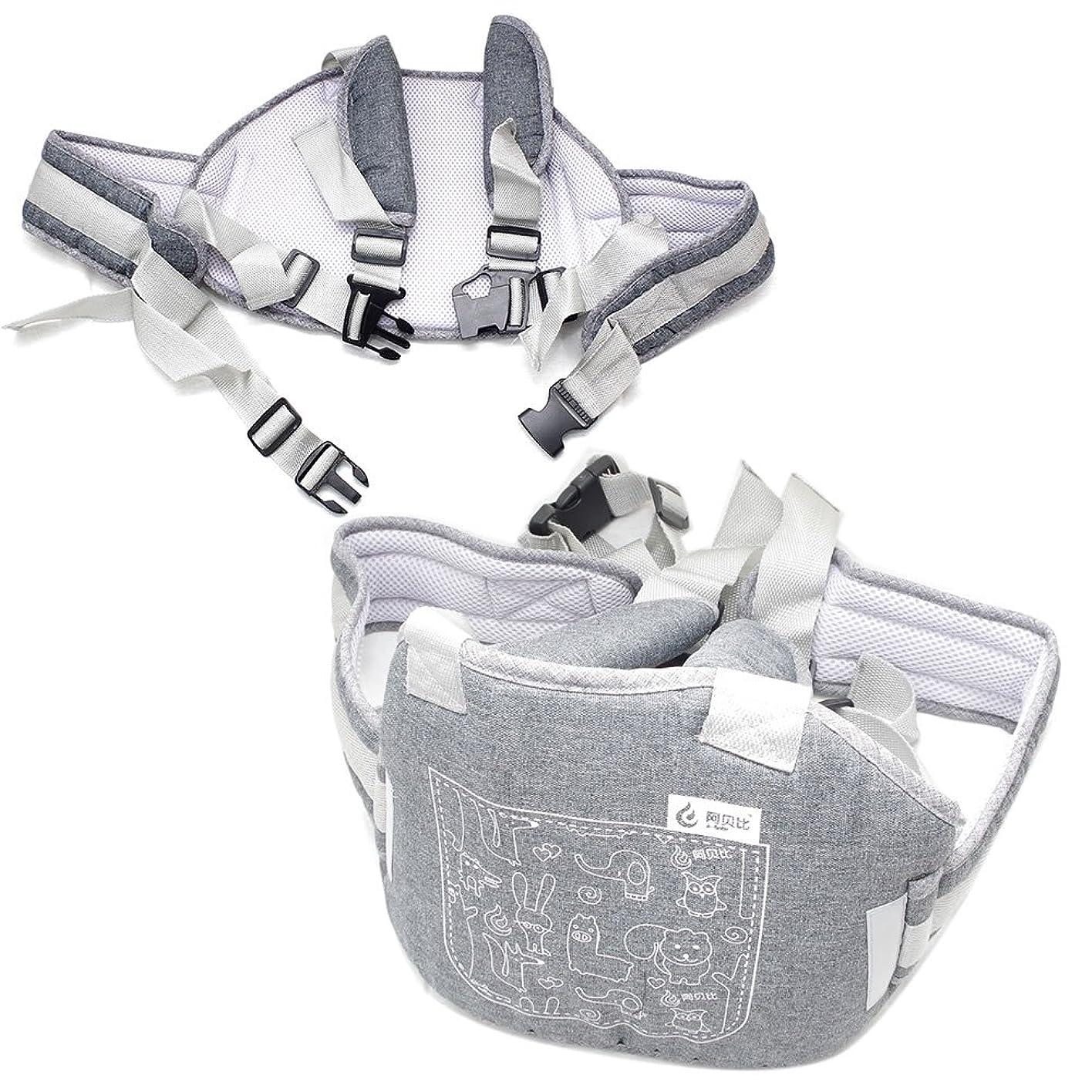 鮮やかな面白いデータベース子供 安全 タンデムベルト バイク用 シートベルト ストラップ ISM-BKBELT