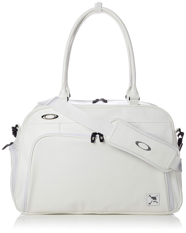 [オークリー] ボストンバッグ SKULL BOSTON BAG 13.0 921566JP  ホワイト B07F5Z2GPR