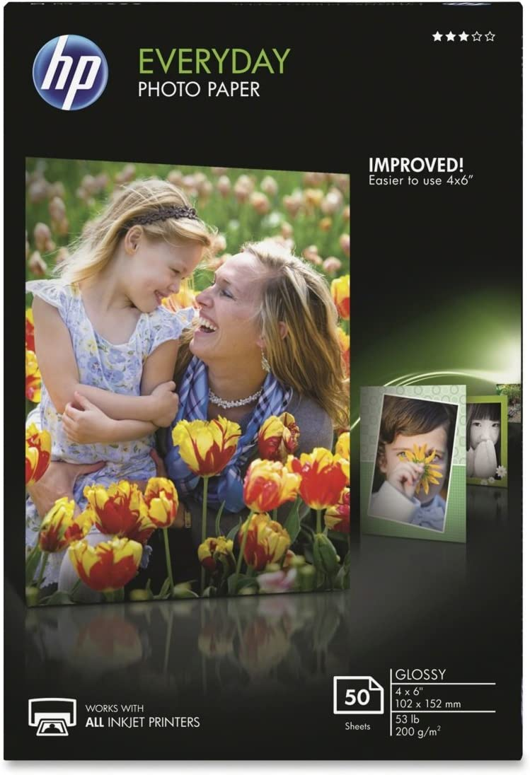 HP Everyday Photo Paper CR758A