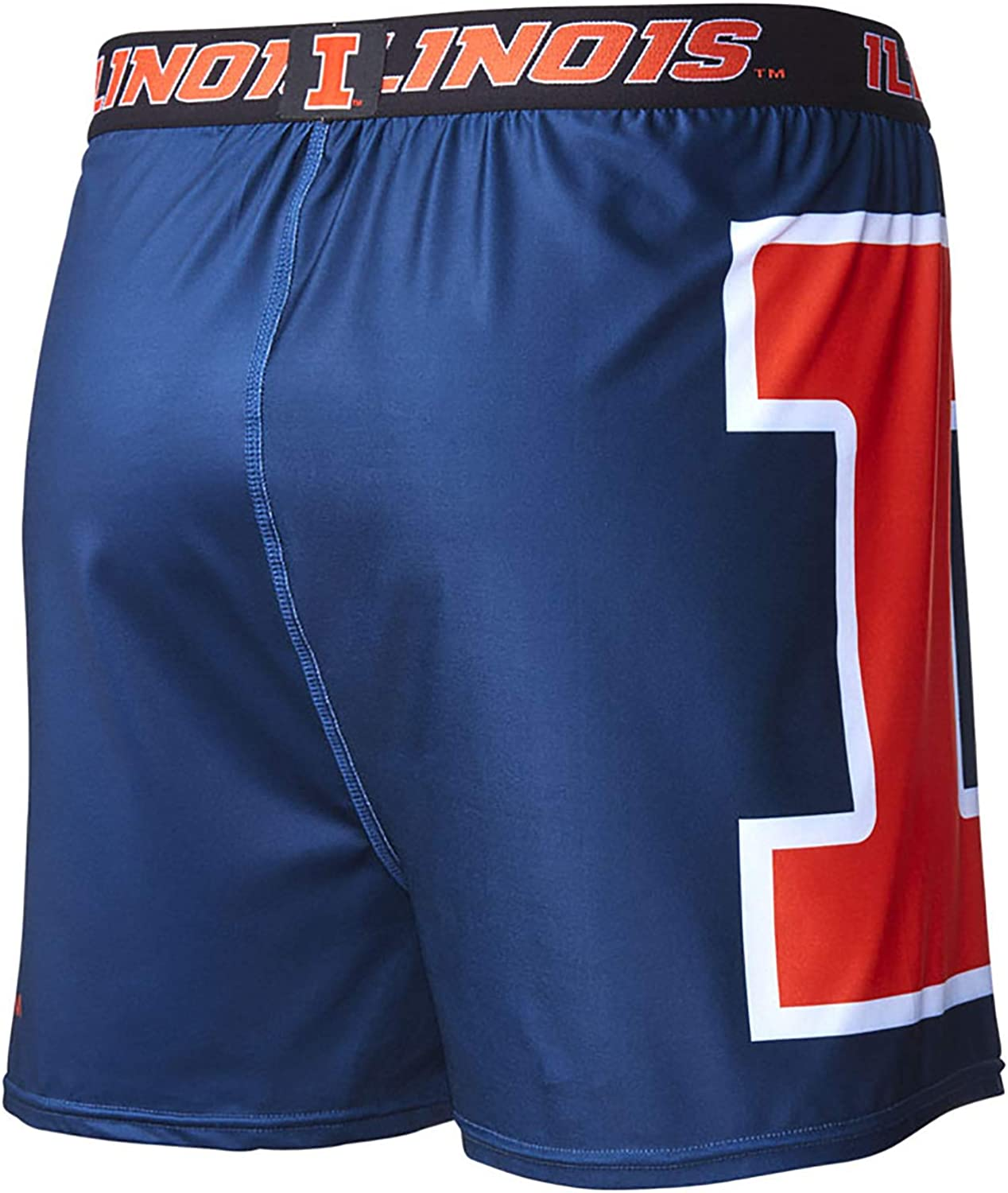 FANDEMICS NCAA Men/'s Boxer Short