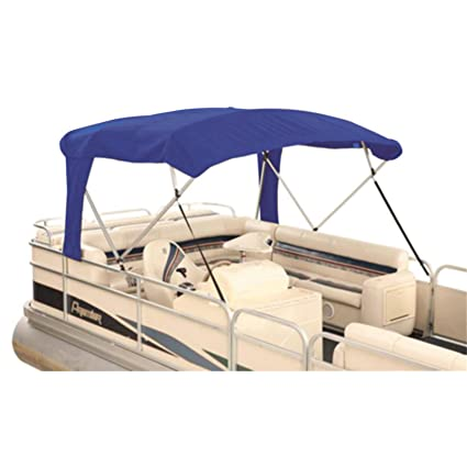 attwood 370NV Buggy-Style Pontoon Bimini Top Fabric for 1