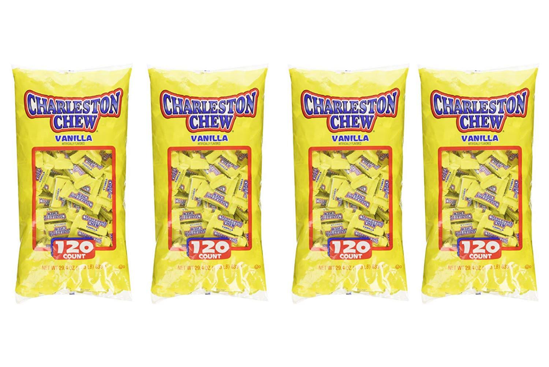 Charleston Chew Vanilla Bulk (120 Count) (4 Pack) by Charleston Chew (Image #1)