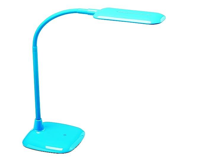 Rexel Joy LED Azul lámpara de mesa - Lámparas de mesa (Azul ...