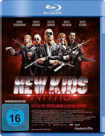 New Kids Nitro [Alemania] [Blu-ray]