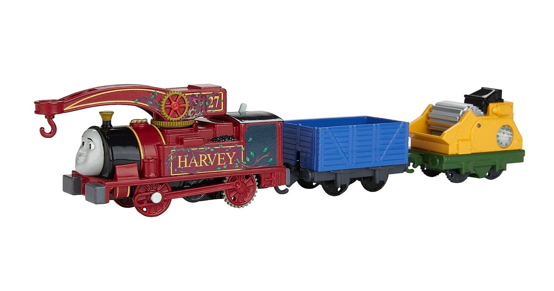 Fisher-Price Thomas & Friends TrackMaster Helpful Harvey