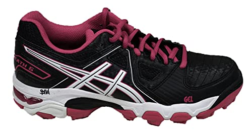 95e850b9ad5 ASICS GEL-BLACKHEATH 5 Women's Hockey Shoes: Amazon.co.uk: Shoes & Bags