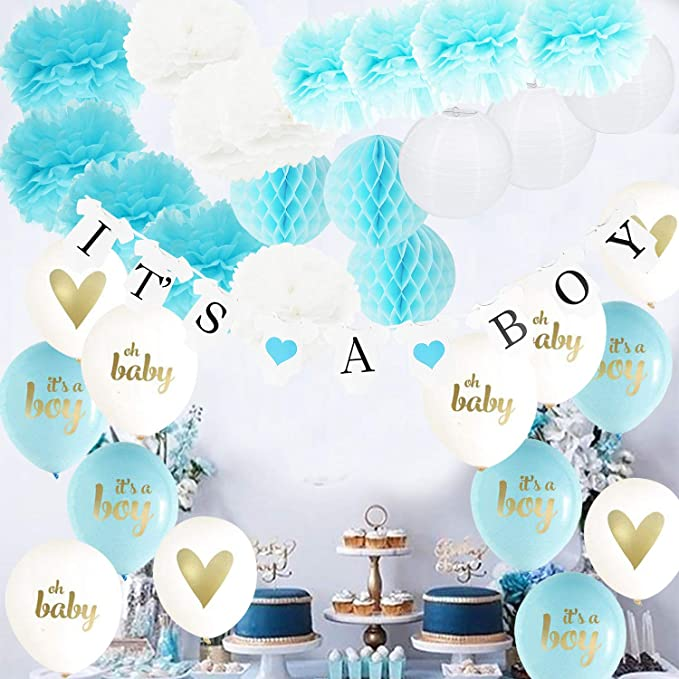Gold Baby Shower Decorations Oh Baby About to Pop Bunting Baby Shower bunting