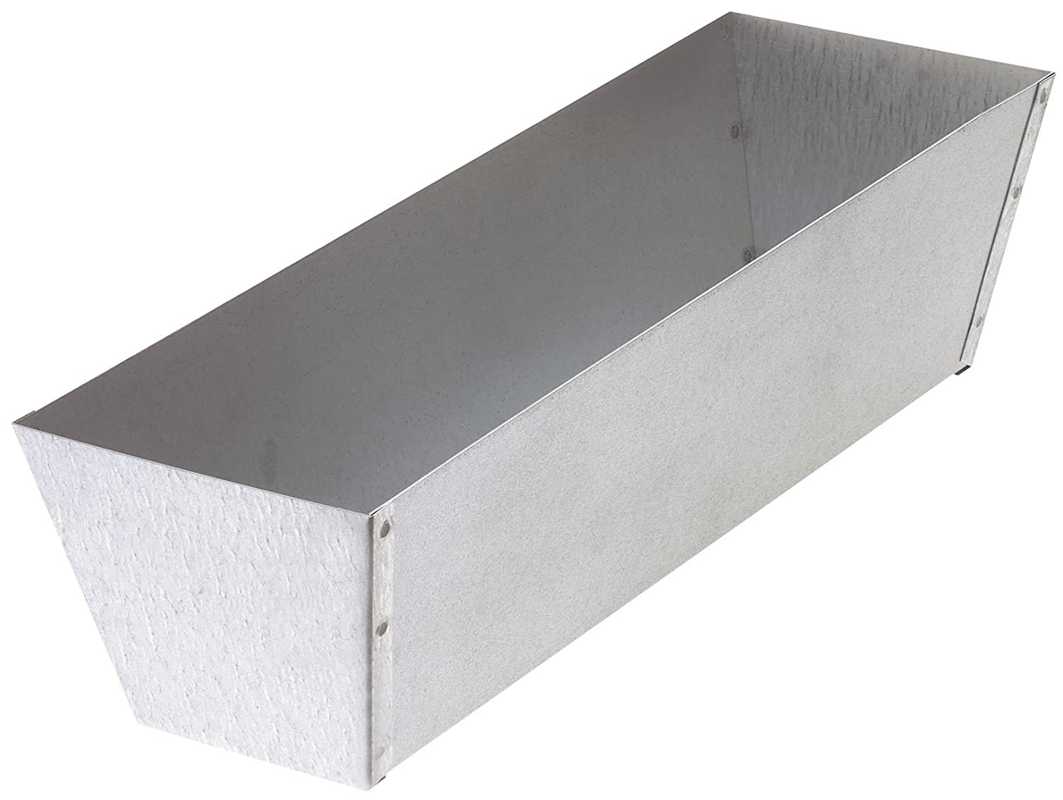 Warner 12 Galvanized Steel Drywall Mud Pan, 206 Warner Manufacturing Co.