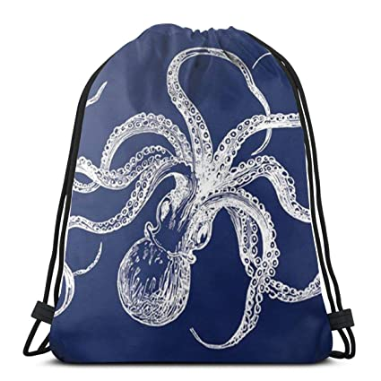 Octopus Marino Tentacles1 Bolsas de Viaje portátiles para ...