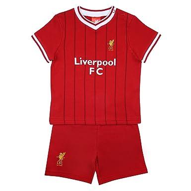 ensemble de foot Liverpool Tenue de match