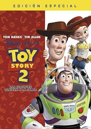 Amazon Com Toy Story 2 Edicion Especial Import Movie European