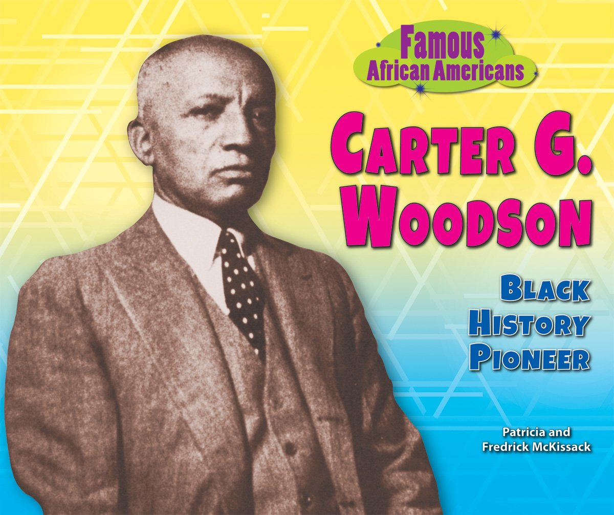 Download Carter G. Woodson: Black History Pioneer (Famous African Americans) pdf epub