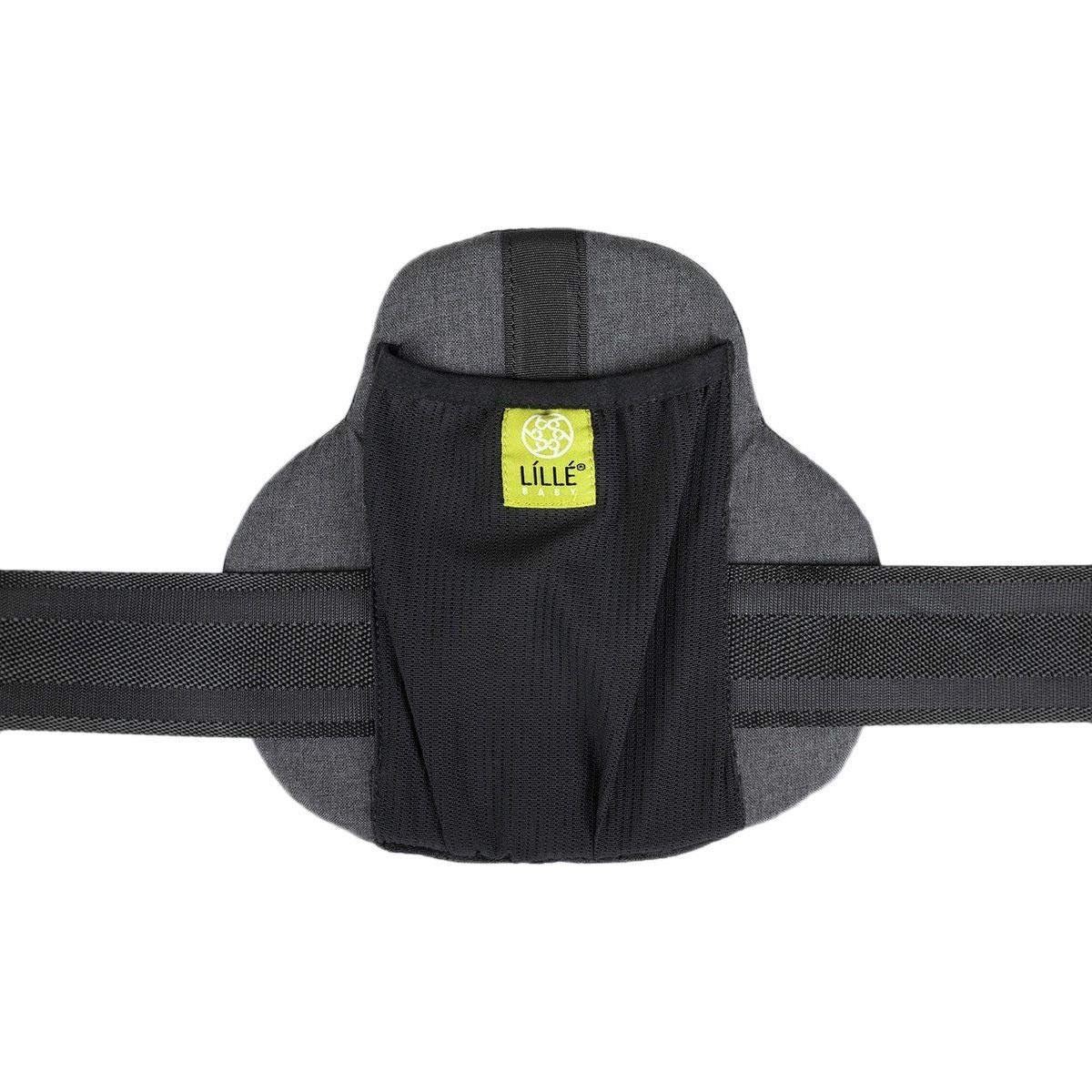 L/ÍLL/Ébaby/  Complete Pursuit Pro 6-in-1 Baby Carrier Heathered Grey
