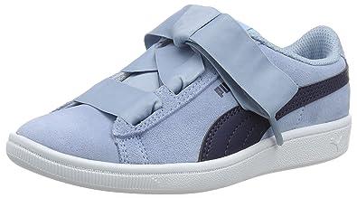 Puma Mädchen Vikky Ribbon Ac Ps Sneaker: : Schuhe