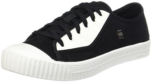 G-STAR RAW Rovulc Suede Low, Zapatillas para Hombre: Amazon.es: Zapatos y complementos