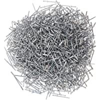 H HILABEE 1000 x 3 mm klinknagels DOME koppen type blind aluminium lengte selecteren Zilver 3,0 x 10 mm