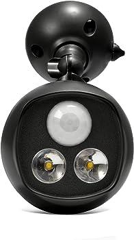 TaoTronics LED Spotlight w/PIR Motion Detector