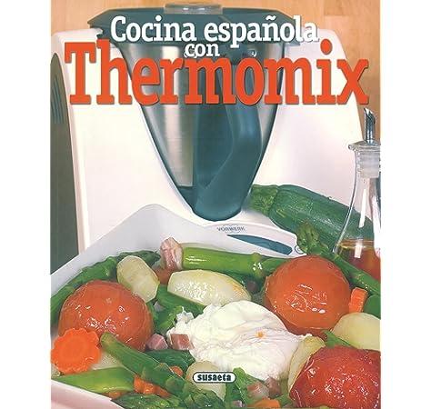 Cocina Española Con Thermomix (El Rincón Del Paladar): Amazon.es: Susaeta, Equipo: Libros