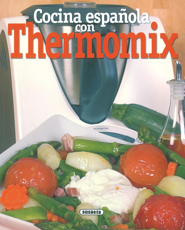 Cocina Española Con Thermomix (El Rincón Del Paladar): Amazon.es ...