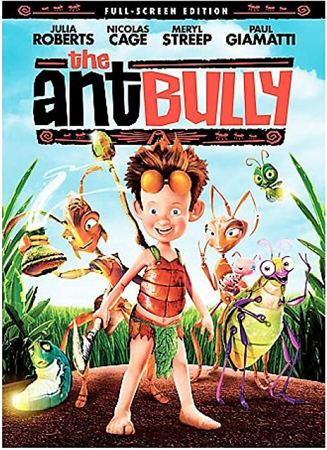 Amazon.com: THE ANT BULLY MOVIE: Everything Else