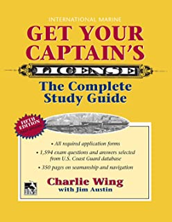 get your captain s license fourth edition charlie wing rh amazon com PC 832 Course San Diego PC 832 Course San Diego