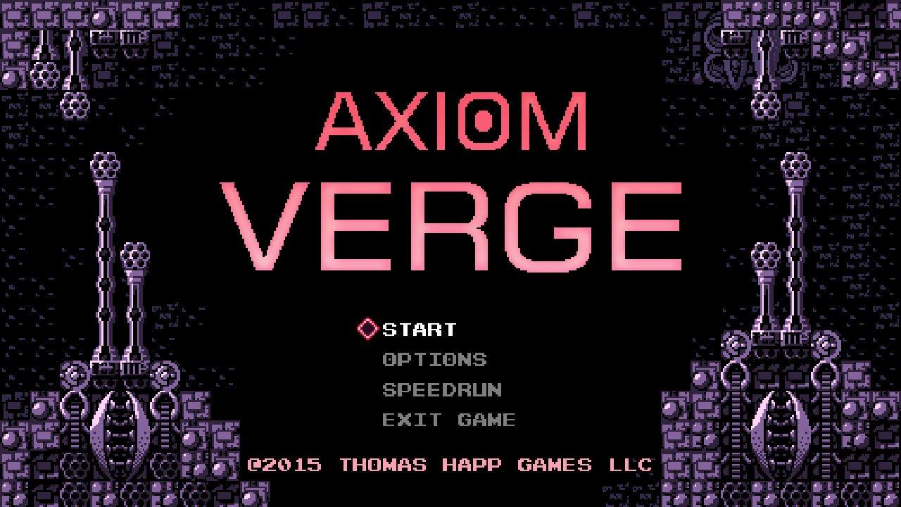 Axiom Verge - Wii U [Digital Code]