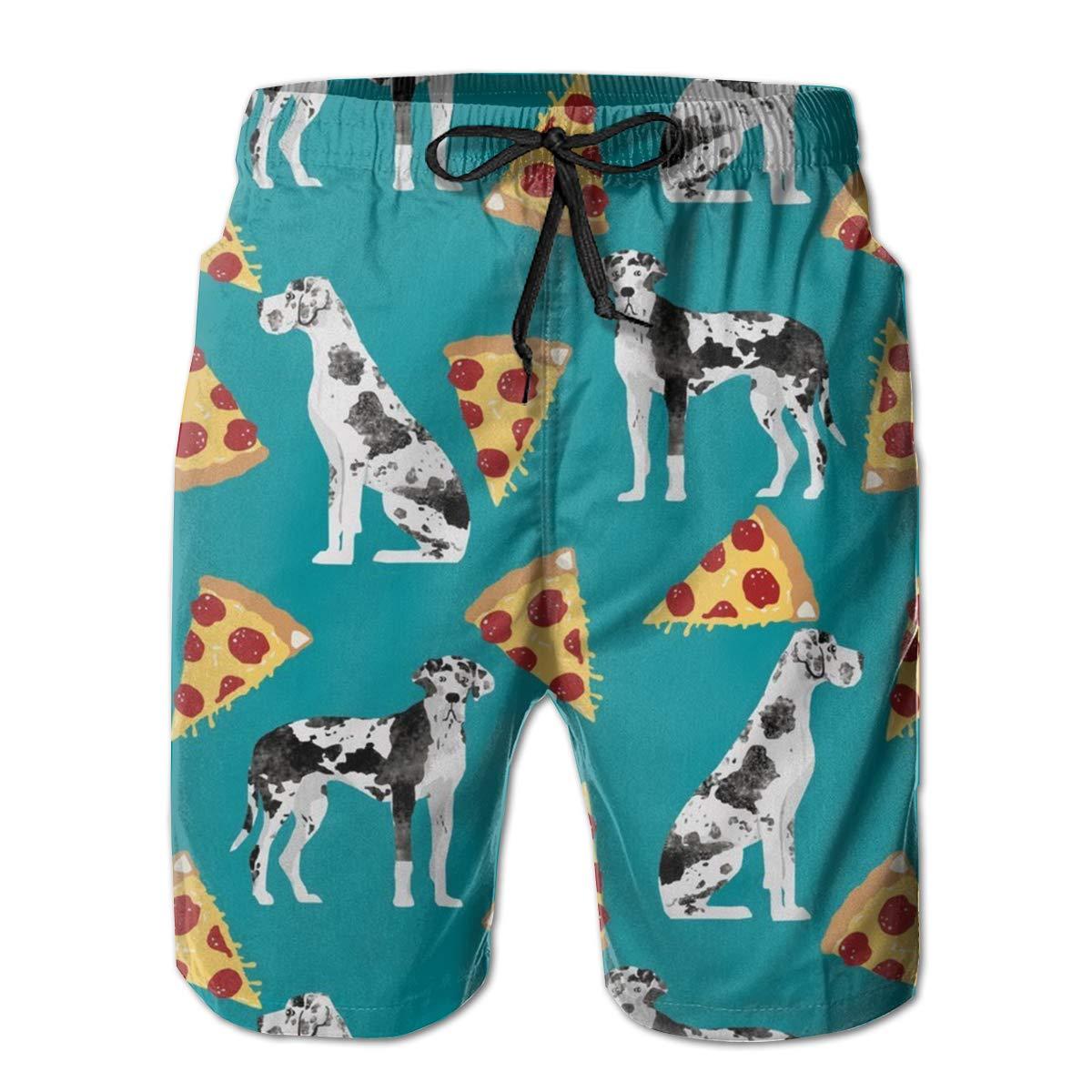 Loose Underwear FANTASY SPACE Extreme Comfort Cargo Short Big /&Tall Board Shorts for Men Boy