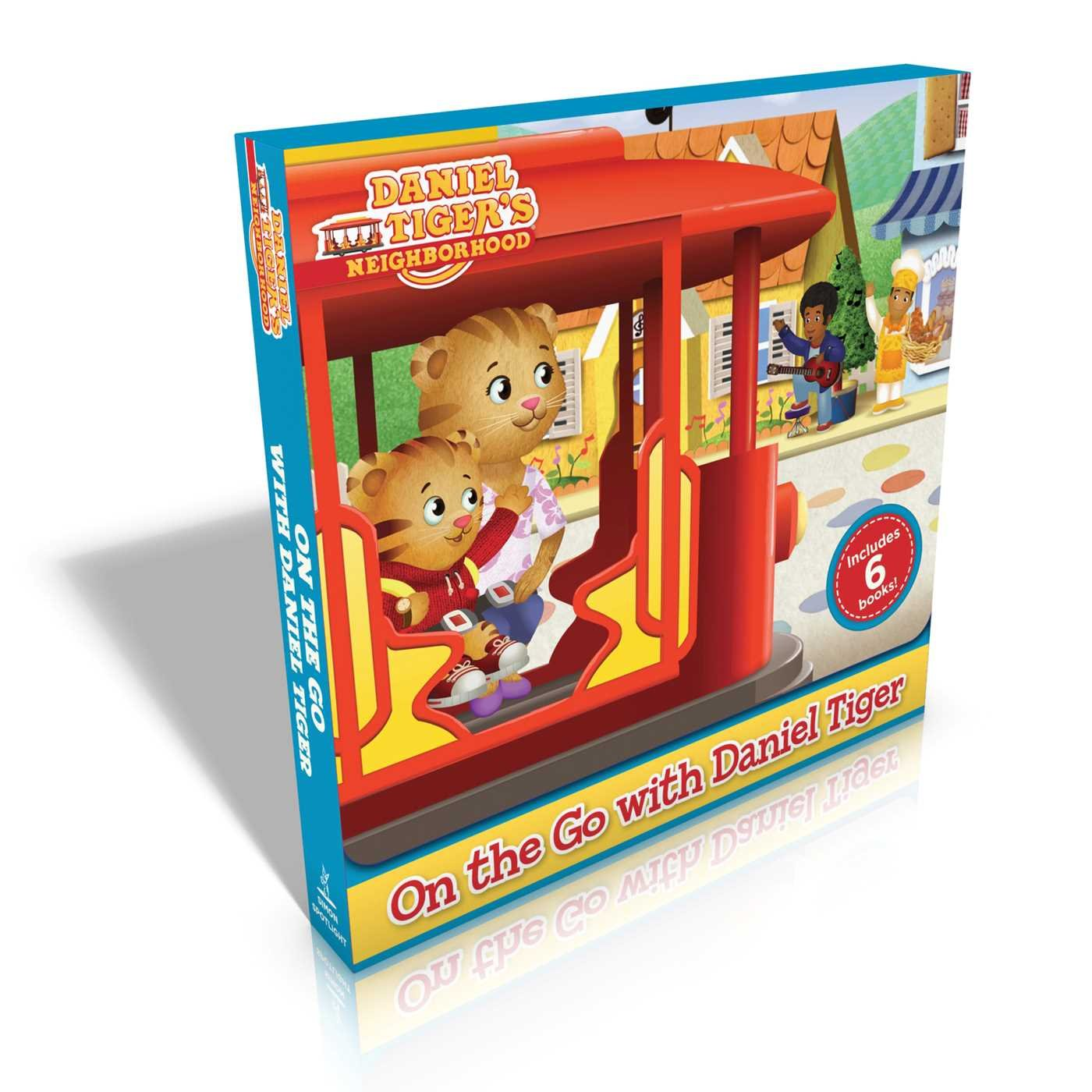 On The Go With Daniel Tiger You Are Special Daniel Tiger