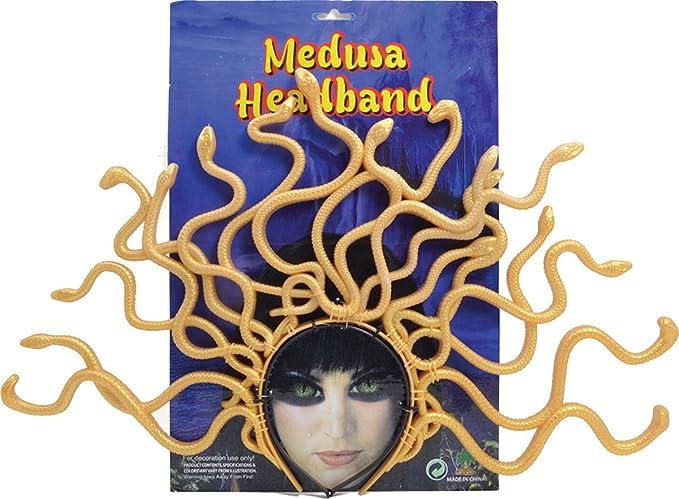 Grichischer Verkleidung Kostümparty Spaß Zubehör Goddess Medusa ...