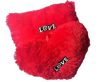 Babies hub Soft Heart Pillow Love Gifts