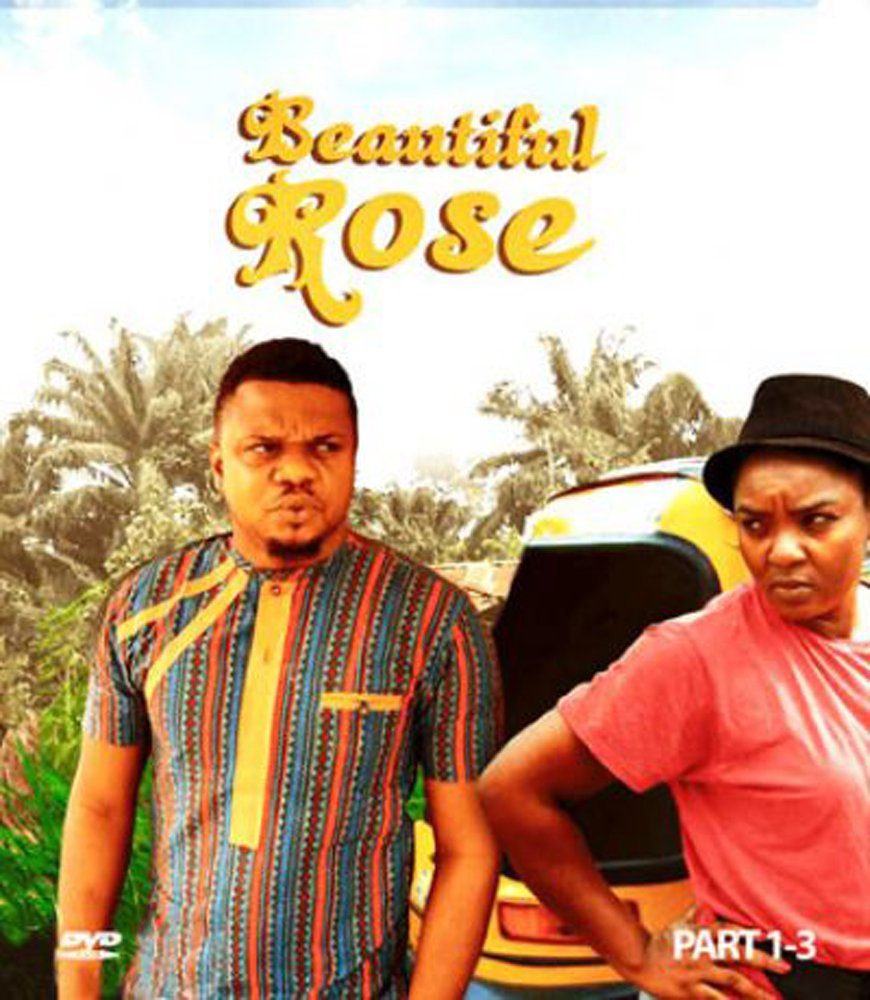 Amazon com: BEAUTIFUL ROSE African Nollywood Movie - With