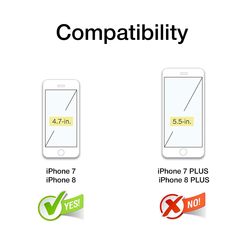 Iphone 7 Case 8 Cases Flip Phone 5 Rf Block Diagram Wallet Anti Radiation Leather Cover Apple