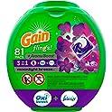 81-Pack Gain Flings Moonlight Breeze Laundry Detergent