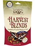Exclusively Dog 12 Pouch Harvest Blends Cranberry N' Carrot Flavor, 7 oz