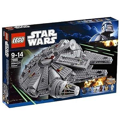 LEGO Star Wars Millennium Falcon 7965: Toys & Games