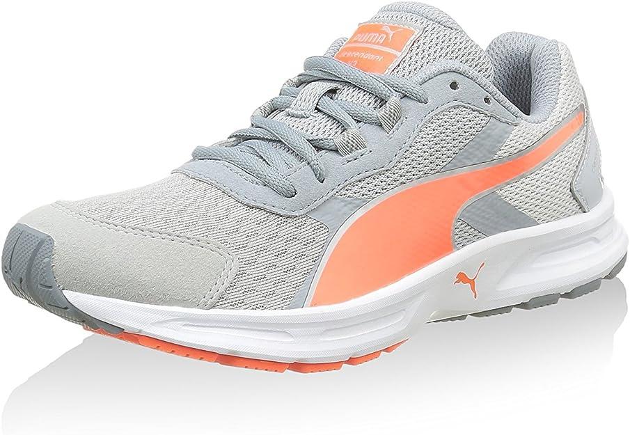 Zapatillas de correr Puma Descendant V3 para mujer, color Gris, talla 41 EU: Puma: Amazon.es: Zapatos y complementos